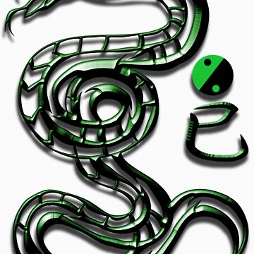 Style of The Jade Snake by creativenergy