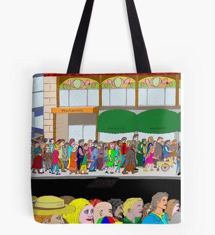 A Sense of Belonging Tote Bag