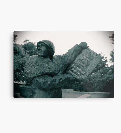 Women Are Persons Metal Print