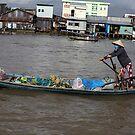 Oars vs Motor (see description) by geof