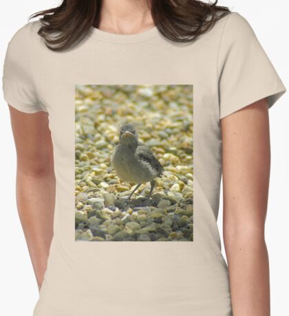 """""""I Don't Care""""  Chick Card T-Shirt"""