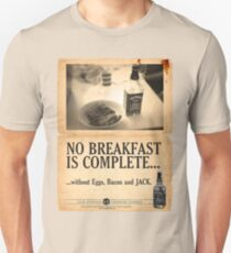 A Jack Daniel's Breakfast T-Shirt