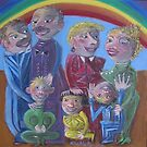 Lucky Family by Ella Meky