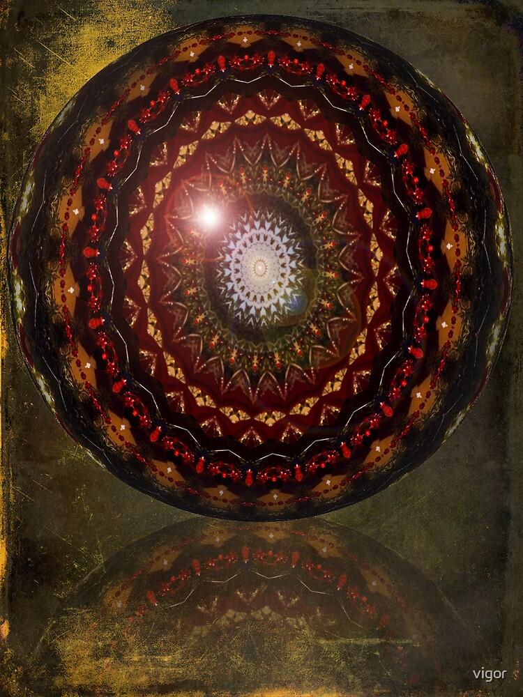 Kaleidoscope ball by vigor