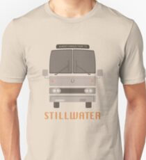 Camiseta ajustada Almost Famous Stillwater Tour Bus
