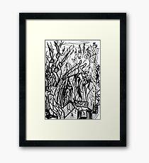 061 Framed Print