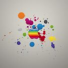 Apple color Stains by G3no
