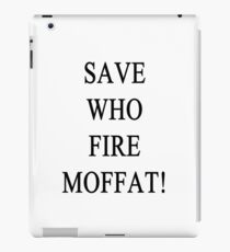 Fire Moffat! iPad Case/Skin