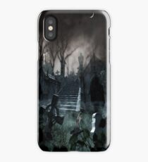 Welcome to the Graveyard iPhone Case