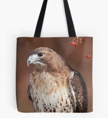 Red -Tailed Hawk ~ Tote Bag