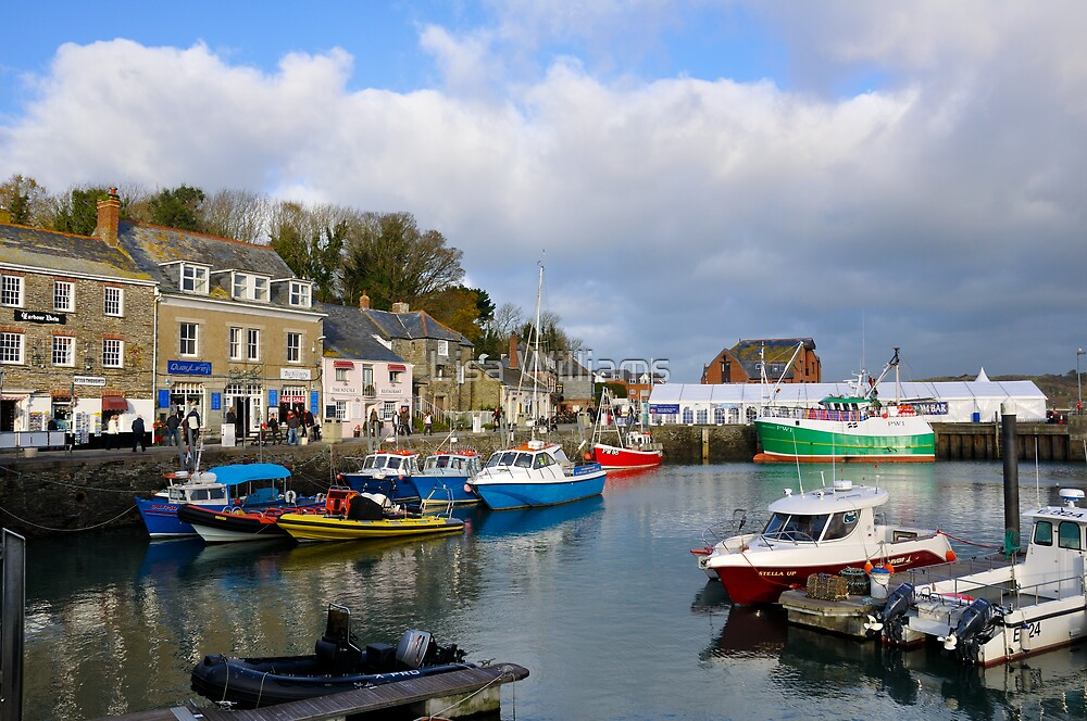 Padstow Cornwall pt2 by Lisa Williams