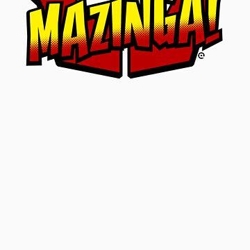 Mazinga! by Eozen