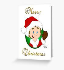Stanley - Christmas Card - 2015 Greeting Card