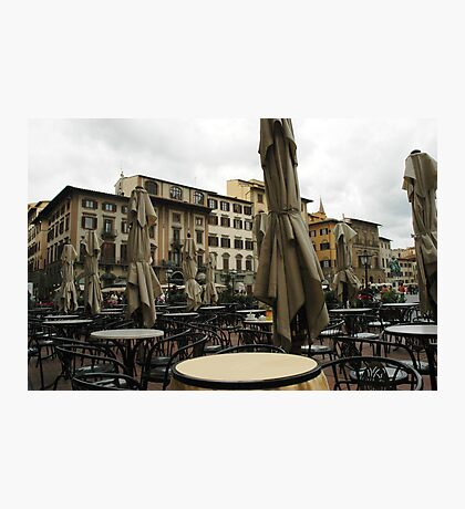 Italy – Florence Photographic Print
