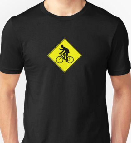 Beer Bike Crossing T-Shirt