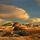 Sunset at Dog Rocks by Mick Kupresanin