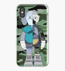 Human Aliens x Companion iPhone Case