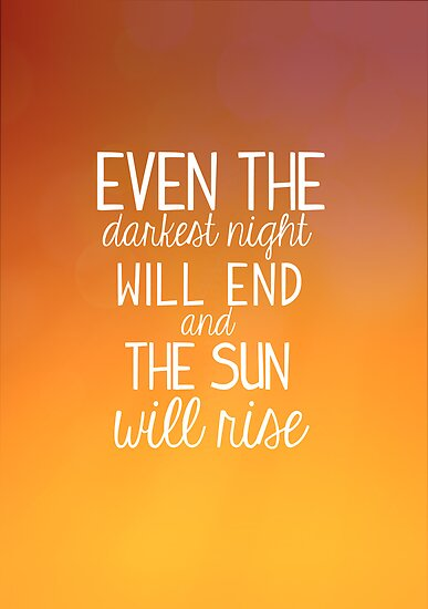 Les Miserables-The Sun Will Rise by tlcollins402