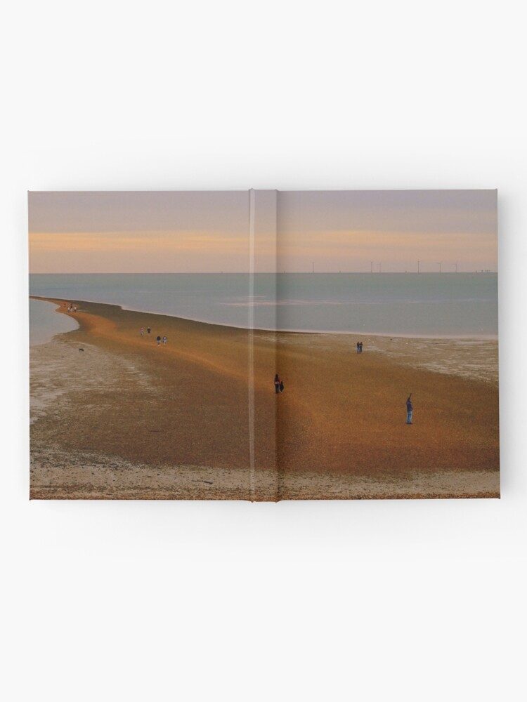 Alternate view of Low tide land Hardcover Journal