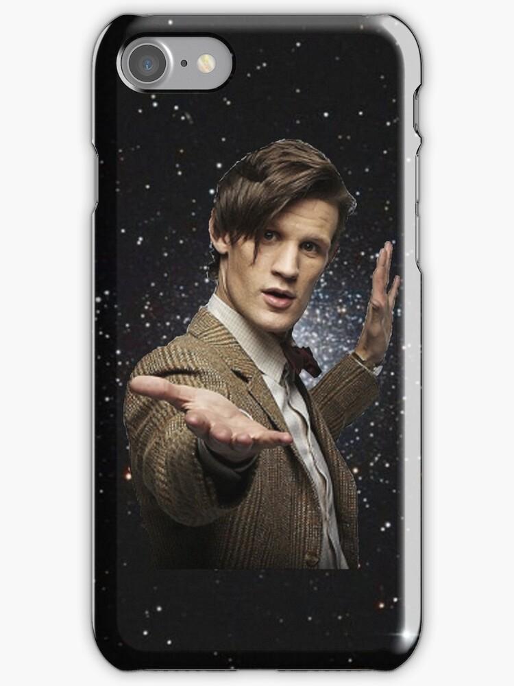 Doctor Who - Matt Smith by dinoSoares20