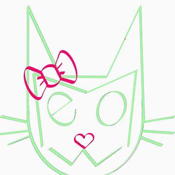 Mrs. Meow by DanielleLouiseM
