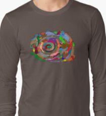 Rainbow Serpent Long Sleeve T-Shirt