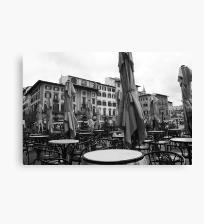 Italy – Florence Canvas Print
