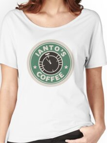 Torchwood - Ianto's coffee Women's Relaxed Fit T-Shirt