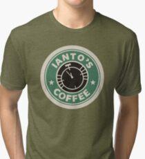 Torchwood - Ianto's coffee Tri-blend T-Shirt