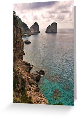 Wonderful Capri by Ryan Davison Crisp