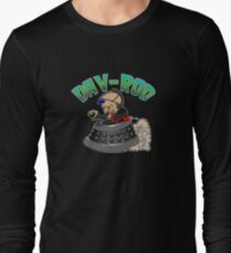 Davros Hotrod Long Sleeve T-Shirt