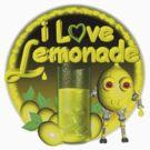 I love lemonade  by Valxart