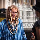 Street Performer by hebrideslight