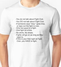 Fight Club Unisex T-Shirt
