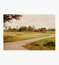 Autumn At Bradgate Park, Leicestershire Photographic Print