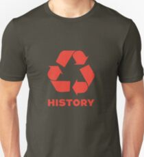 Recycle History Unisex T-Shirt