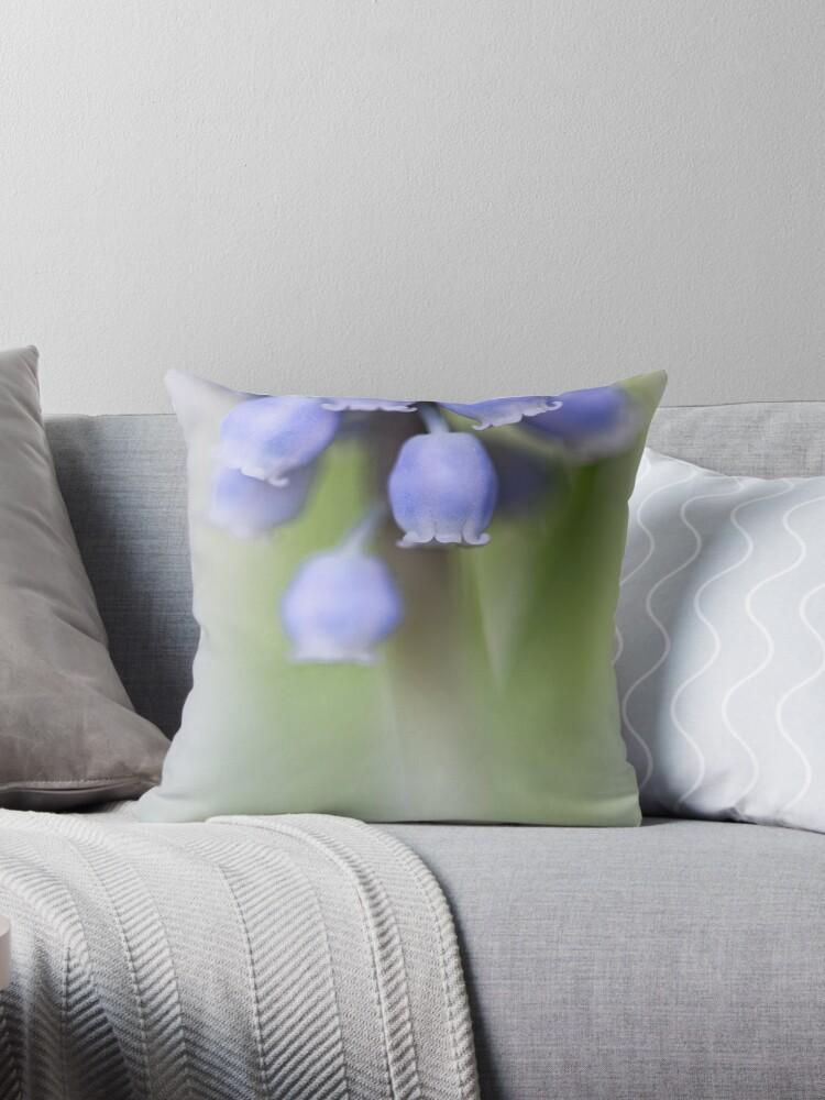 Grape Hyacinth IV by Bob Daalder