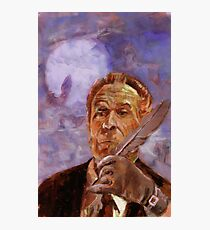 Vincent Price Presents volume Four cover Photographic Print