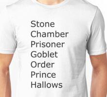 Harry Potter in Short Unisex T-Shirt