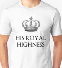 His Royal Highness T-Shirt