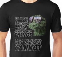 Garbage Can II Unisex T-Shirt