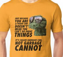 Garbage Can Unisex T-Shirt