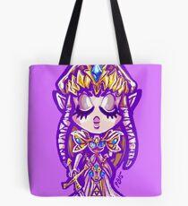 Chibi Princess Zelda Tote Bag
