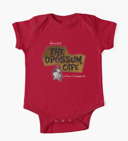 The Opossum Cafe Kids Clothes
