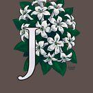 J is for Jasmine - full image by Stephanie Smith