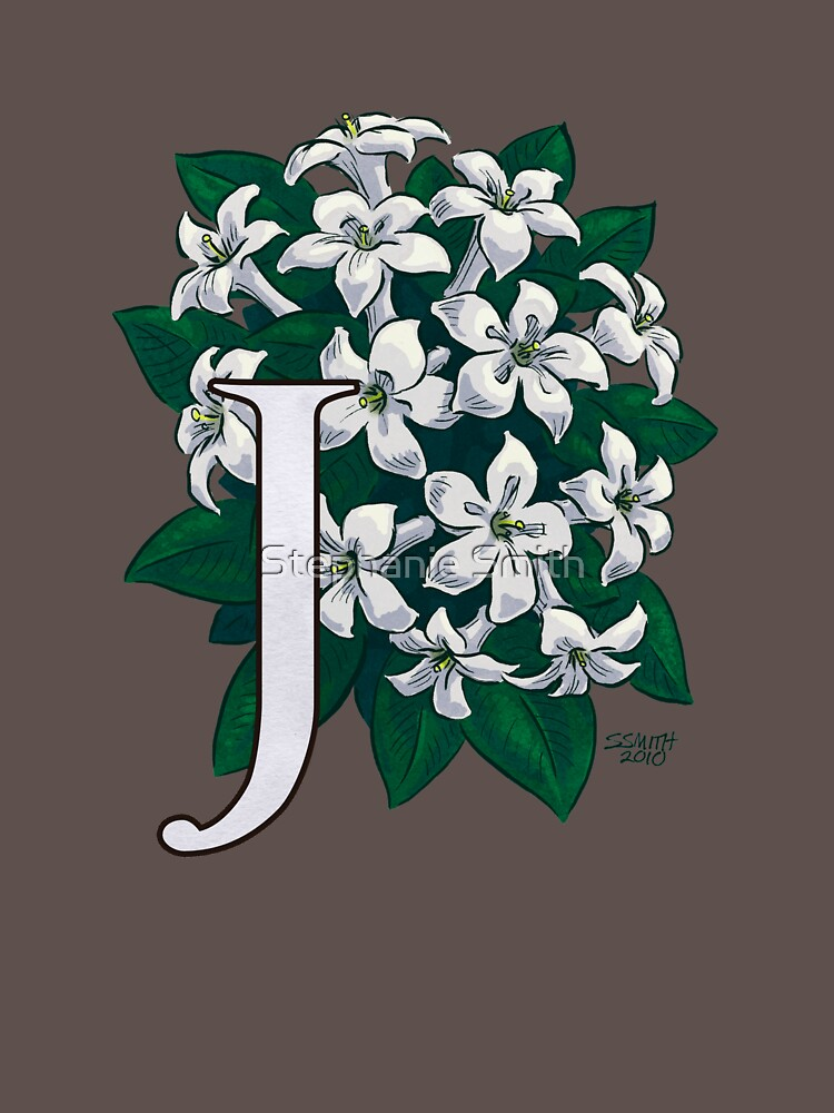 J is for Jasmine - full image by stephsmith