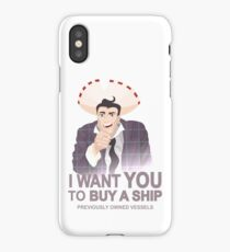 Uncle Stan iPhone Case/Skin
