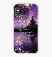 I See The Light iPhone Case