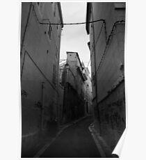 Bordeaux Street Scene II Poster