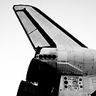 Space Shuttle Endeavour  by davidalf
